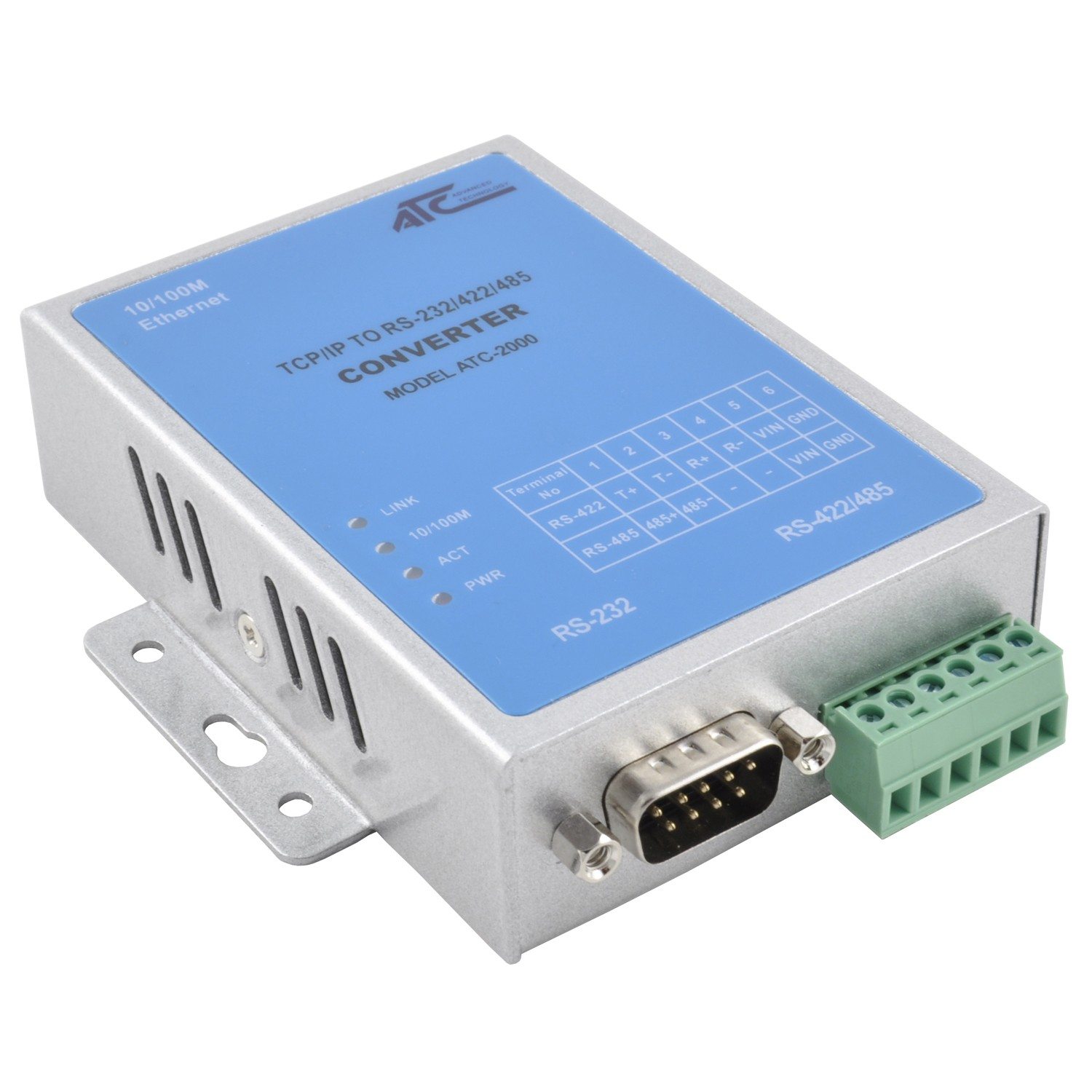 Serial To Ethernet